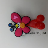Butterfly Silicone Kids Teeth Brush Holder (TBH015)