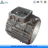 Cast Aluminum Motor Shell/Motor Housing/Motor Frame