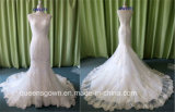 High Quality Lace Tulle Satin Mermaid Wedding Dresses (DW1371)