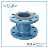 Cast Iron Double Flange End Pipe Connection