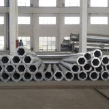 Electric Transmission Line Galvanized Steel Tube Tower