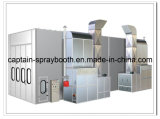 Long Bus Spray Booth, Drying Chamber, Infrared Heating