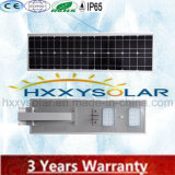 Integrated LED Solar Street Light with 3 Years Warranty