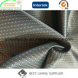 Two Tone Mini Jacquard Lining 100 Polyester Lining Fabric
