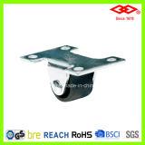 Fixed Plate Furniture Caster (D102-30B025X18)