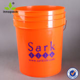 American Style 5 Gallon Plastic Bucket with Spout