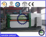4 rollers plate rolling machine Hydraulic iron roll bending machine manufacturer