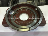 Horizontal CNC Machining/Machined Transmission Housing Cover