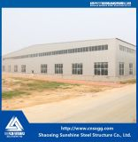 Steel Structure Factory Made of Steel Beam with ISO Certificate