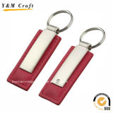 Promotional Real Leather Key Chain Wholesale Ym1031