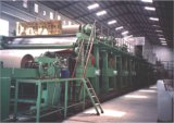 Production Line of 1880 Fourdrinier Multi-Cylinder Insole Paperboard Machine for Shoes (1880mm)