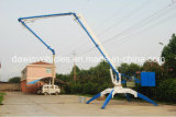 Competitive 13m 15m 17m 18m Easy Movable Spider Concrete Placing Boom Concrete Distributor Concrete Placer China Supplier