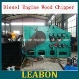 Diesel Engine Mini Wood Shredder Chipper for Industrail Used