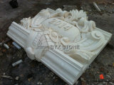 White Marble Stone Building Carving for Decoration