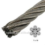304 Non-Magnetic Stainless Steel Cable