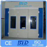 Unique Design Paint Booth China CE 2 Years Warranty Time