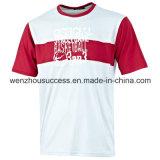 2014 Hot Sale Customized Short Sleeve Screen Printing T-Shirt (SH14-5T016)