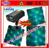 8gobos Mini Remote Control Twinkling Portable Laser Light