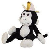 Stuffed Monkey Toy, Monkey Plush Stuffed Animal Toy