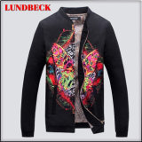 Fashion Polyester Jacket for Men Leisure Clothing