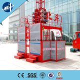 Passenger Cum Material Hoist for Lifting Materials and Passengers with Cheap Price Ce and ISO Approved