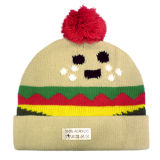 2017 Hot Funny Beanie Hat, Cute Knitted Hat (JRK117)