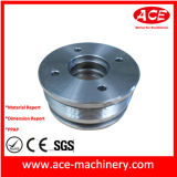 Steel Machining Milling Product Pulley