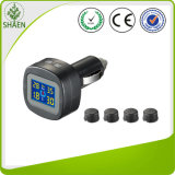 High Quality LED Display 4 Sensors Wireless Tire Pressure Monitoring