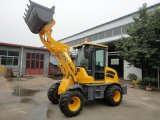 Hydrostatic Small Wheel Loader (HQ10Y) with Ce, SGS