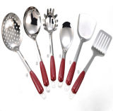 Stainless Steel Kitchenware Cooking Utensil Set (QW-HCF0196)