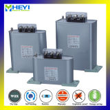 Low Voltage Metallized Polypropylene Film Power Capacitor Three Phase Bsmj