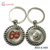 Craft Gift Vintage Souvenir Coin Keychain for Gift