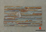 Rusty Slate Culture Stone for Garden and Wall Decoration