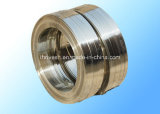 Good Quality Nickel Flat Wire for Zipper