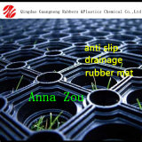 Used Anti Slip Outdoor Grass Rubber Mat