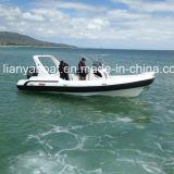Liya 7.5m Hypalon Rib Boat Inflatable Boat Made in China