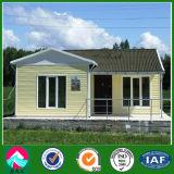 PVC Cladding Decoration Prefab House Design (XGZ-PHW051)