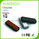 2600mAh Power Bank/ Chocolate Mobile Charger Portable Power (SPB-1033)