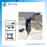 Bestlink Hydro/Steel Pushing Bag for Marble Block