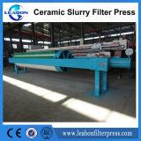 2017 High-Pressure Round Plate Ceramic Slurry Filter Press