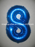 Giant Foil Number Balloon