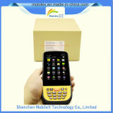 Portable Data Collector with Qr Reader, Printer, 3G, Barcode Scanner