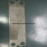 Alfa Laval Equivalent Stainless Steel AISI304, AISI316L Flow Plate for Heat Exchanger