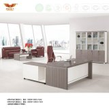 Modern Office Furniture L Shape Wooden Executive Desk (H70-0167)