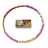 Magnetic Therapy Massage Hula Hoop Js-6012