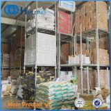 Galvanized Foldable Storage Steel Stacking Pallet Rack