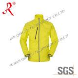Latest High Waterproof Soft Shell Sport Jacket (QF-455)