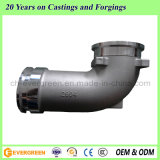 High Pressure Aluminum Die Casting for Engine Parts (ADC-37)