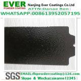 Black Color Shagreen Texture Orange Peel Glossy Powder Coating Paint