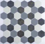 Wall and Floor Tiles Glass Mosaic Tile